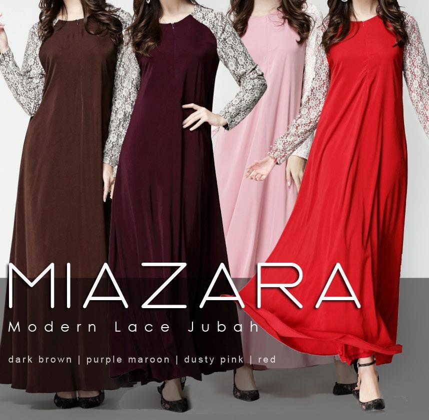 Modern Lace Jubah