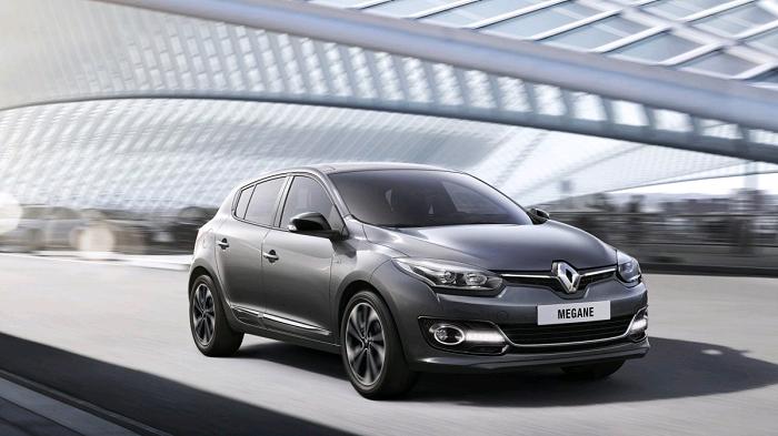 Renault MEGANE - Một trong những dòng xe tuyệt vời nhất của Renault.