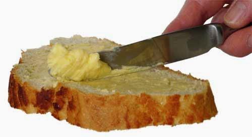 Curiosidades históricas del pan con mantequilla
