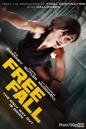 Free Fall 2014 poster