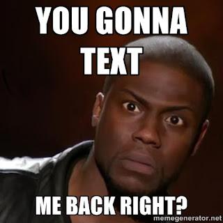 Funny Kevin Hart Text Meme