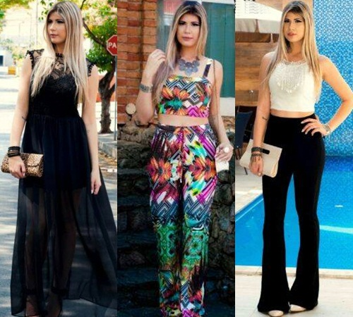 Look do Dia: Renda