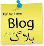 اردو میں بلاگ بنانا سیکھئے