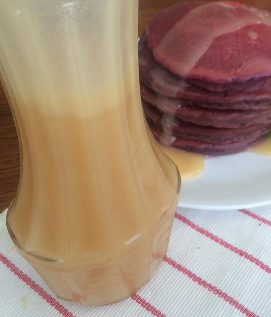 Butter Syrup, breakfast, Recipe:  Sauce, Recipe:  Breakfast, Deals to Meals