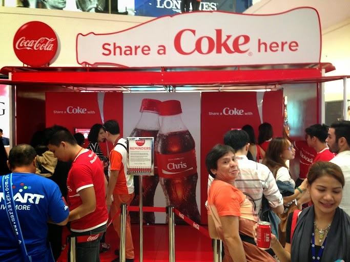 share a coke with mom