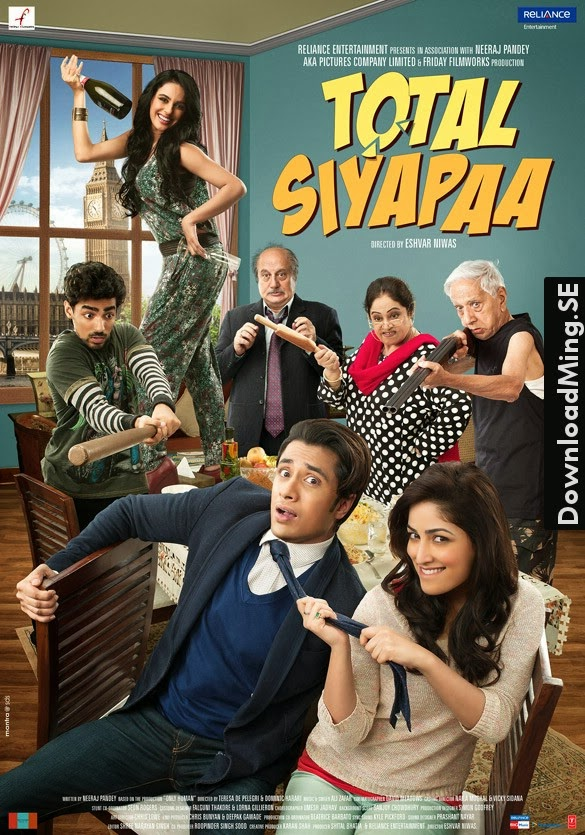 Total Siyapaa Full Movie