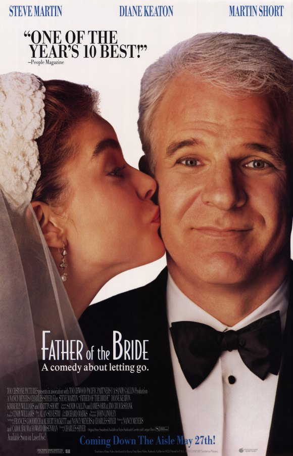 i put the original 1950 version with spencer tracy on my movies to watch list since ive been on a classic movie kick this past year - Steve Martin Christmas Movie