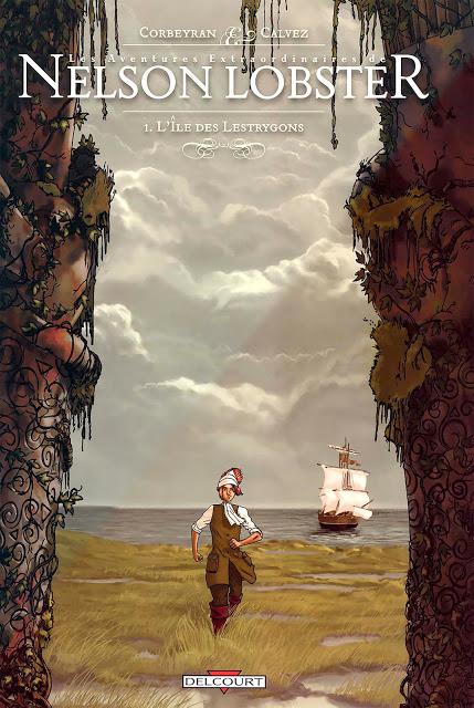 Les aventures extraordinaires de Nelson Lobster - Éric Corbeyran et Floren