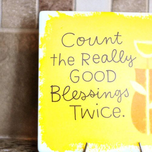 inspirational picture quotes count the really good