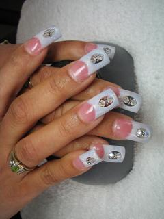 Elegant Nail Art Designs Natural Polish Color