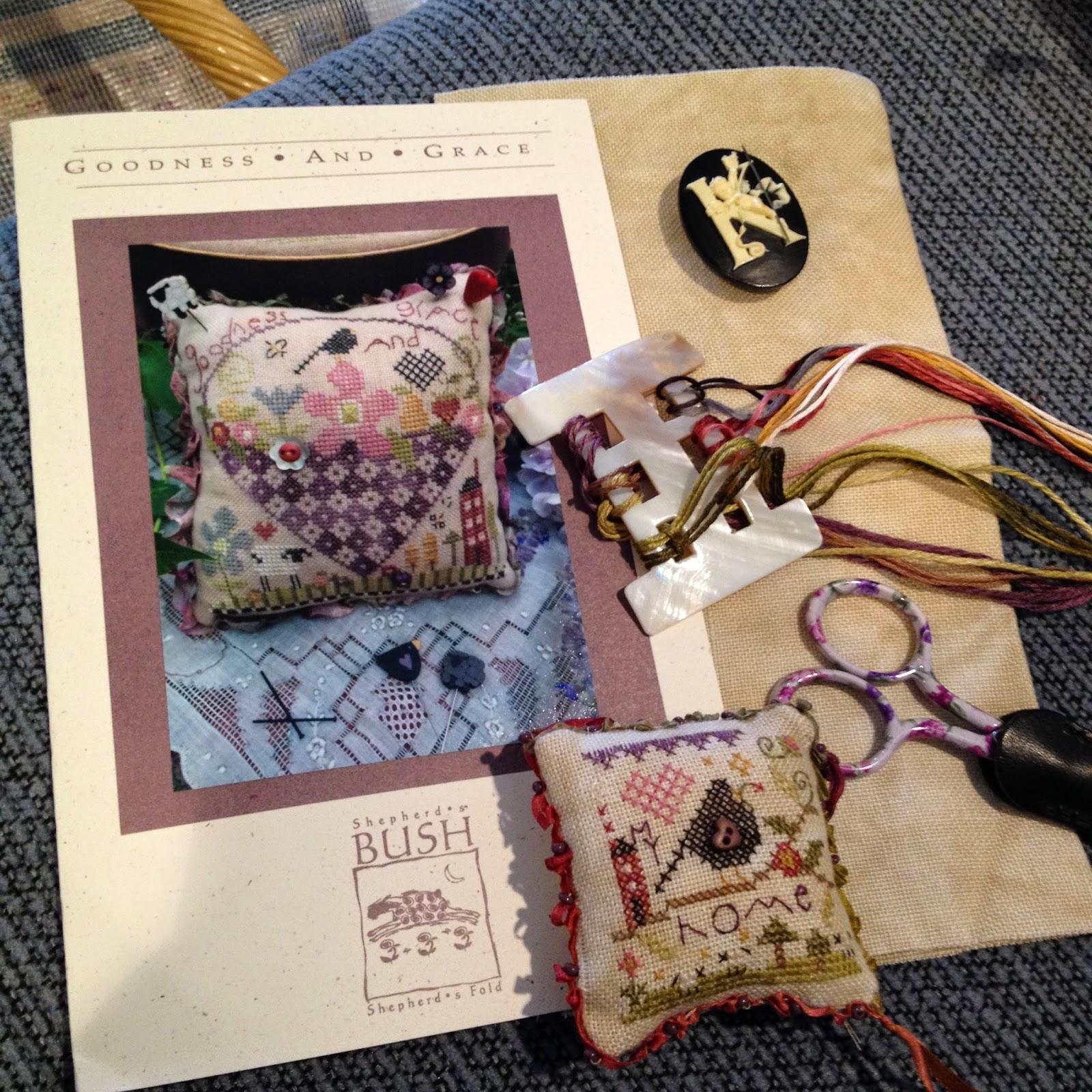 Buttercups Shepherd/'s Bush cross stitch pattern