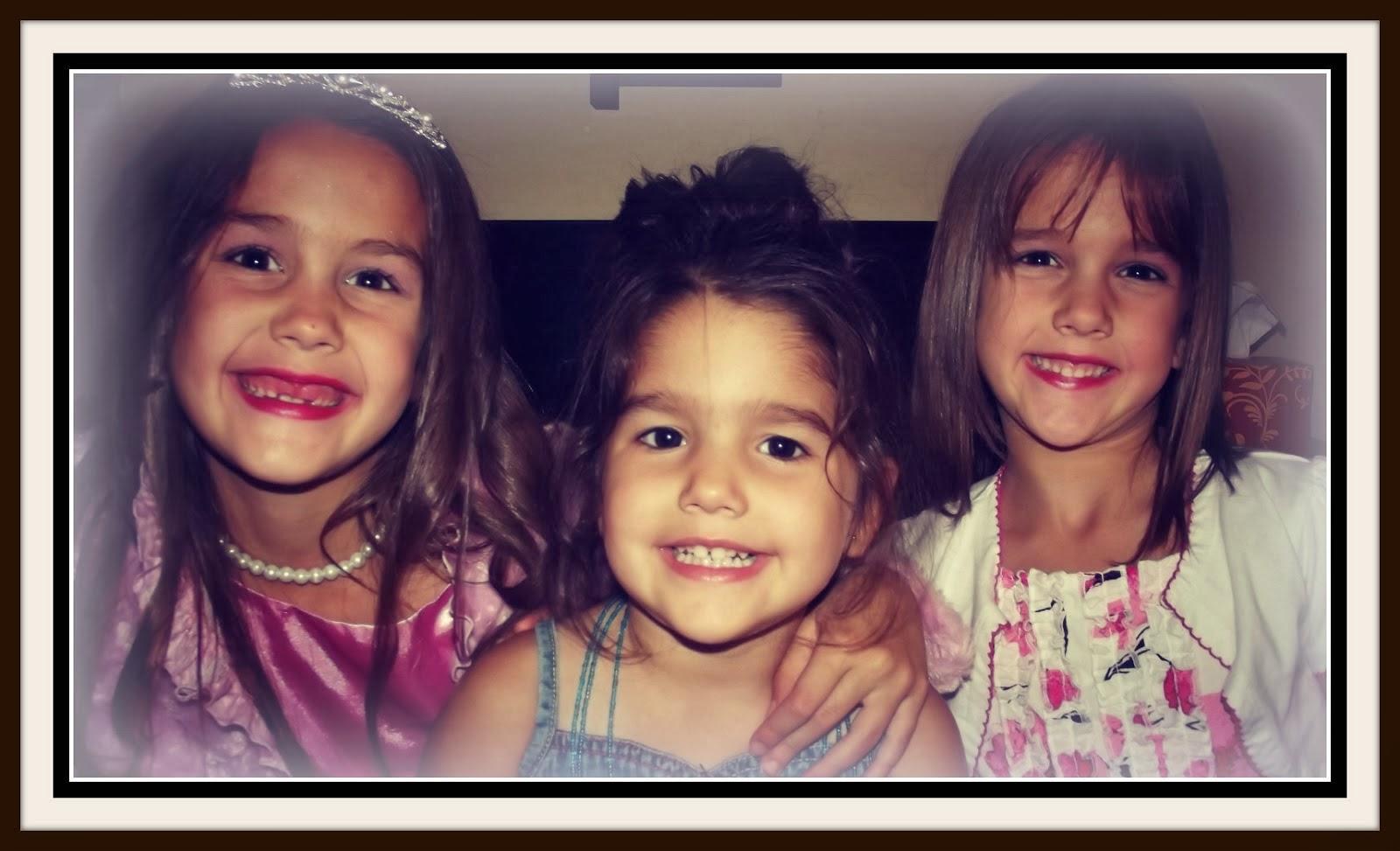 Les Trois Princesses de ma Vie