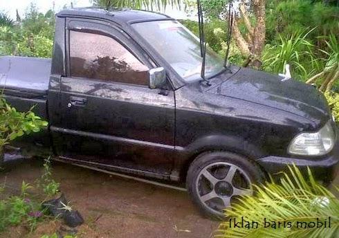 Dijual - Toyota Kijang Pick Up 2002, Iklan baris mobil
