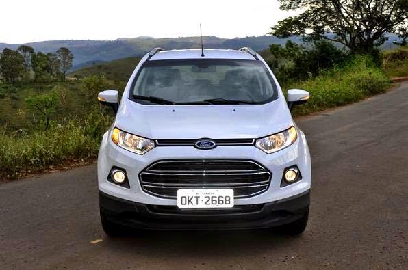 Ford Ecosport 2014 fotos