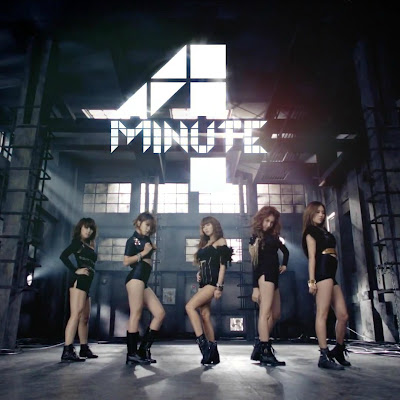 4Minute's Ready Go Nails
