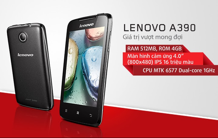 Tutorial Rooting Lenovo A390
