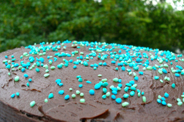 Chocolate Cake with Chocolate Fudge Frosting recipes