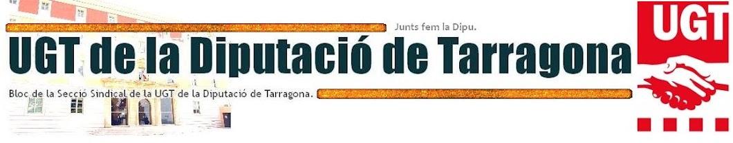 UGT de la Diputació de Tarragona
