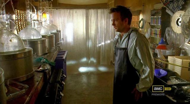Breaking Bad Meth Lab The Great God Pan Is D...