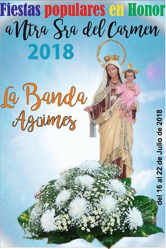 Fiestas de Ntra. Sra. del Carmen en La Banda