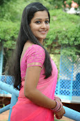Samskruthi photo shoot in saree-thumbnail-18