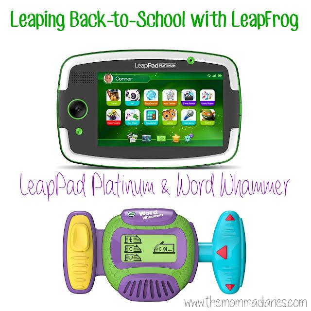 #LeapFrog #LeapFrogMom #LeapFrogMomSquad #LeapBackToSchool