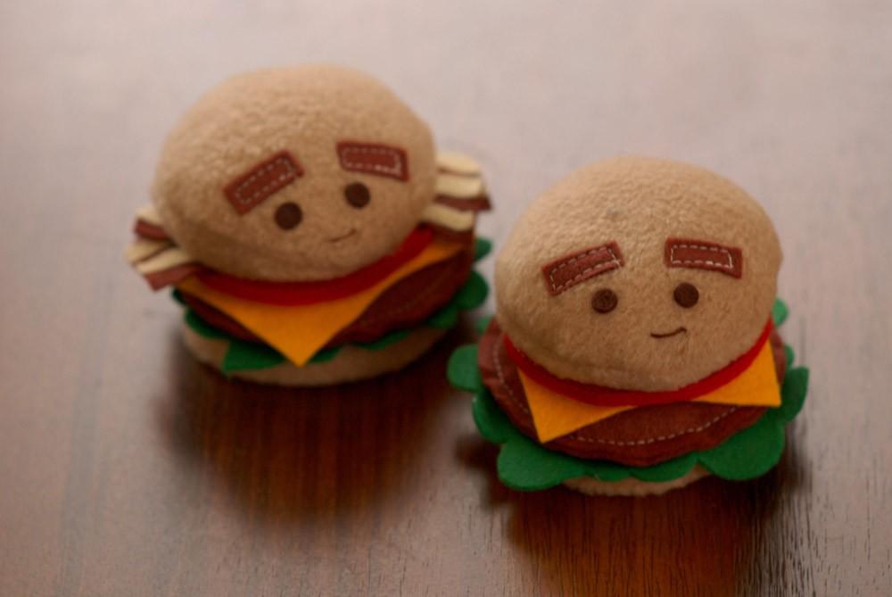 Plush Food Toys : Odd sundays plush food toys