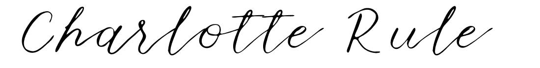 Charlotte Rule