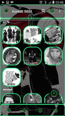 Kumpulan BBM MOD Elegan Terbaru Desember 2015