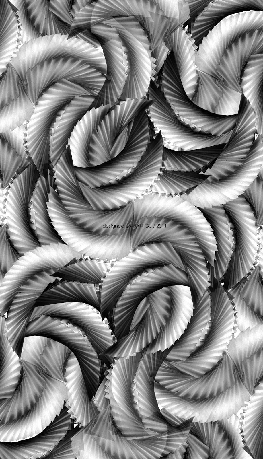 HAN GU . UNI: Digital Print Pattern Design