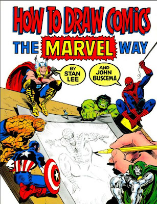 How To Draw Comics The Marvel Way, by Stan Lee and John Buscema