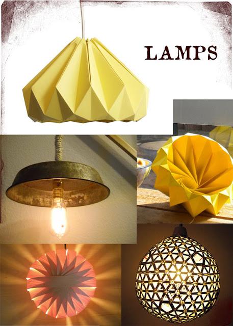 Design craft marzo 2012 for Lampade industriali ikea