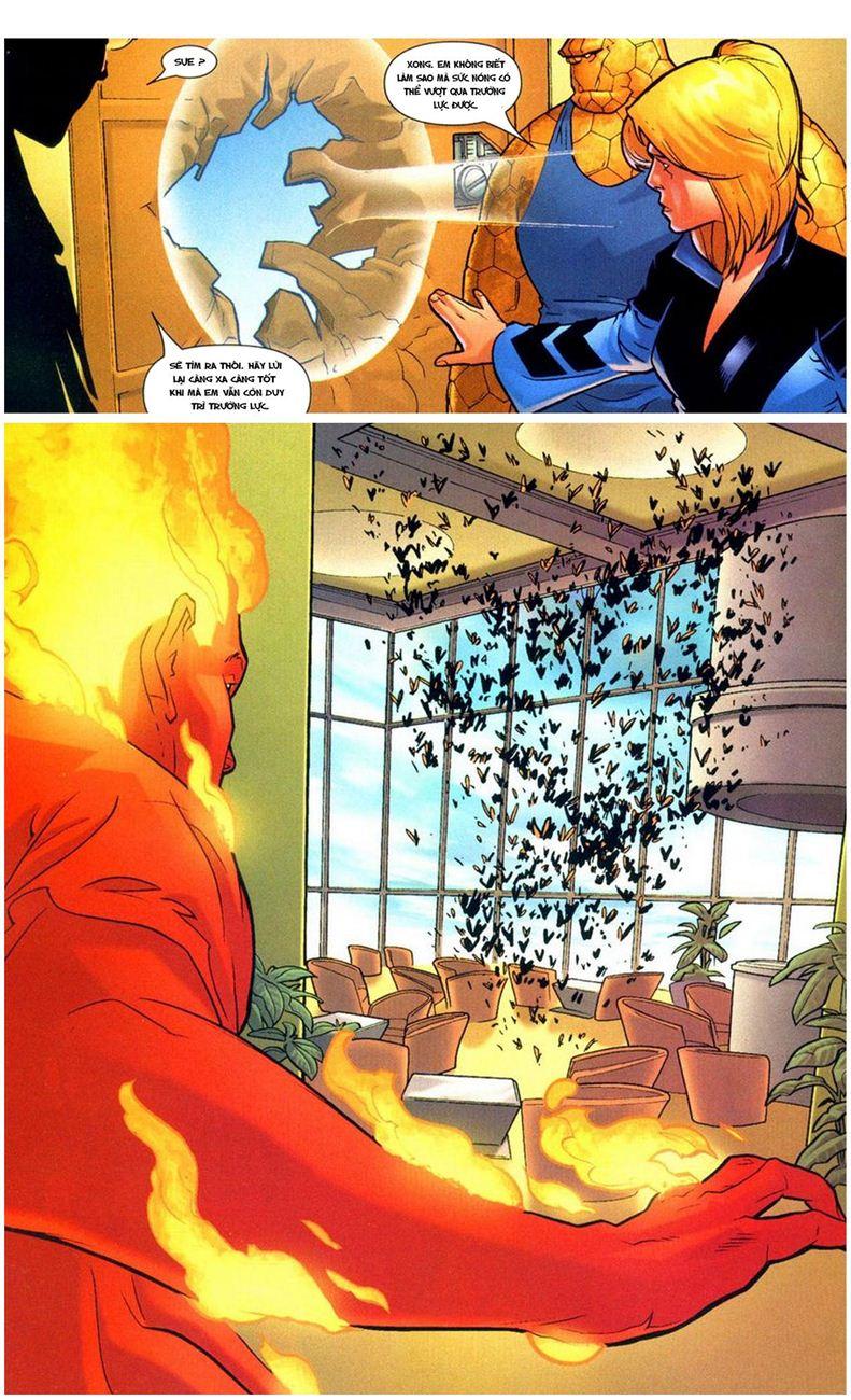 Ultimate Fantastic Four chap 9 - Trang 15
