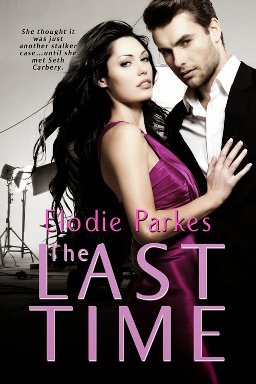The Last Time erotic romantic suspense with a fun touch