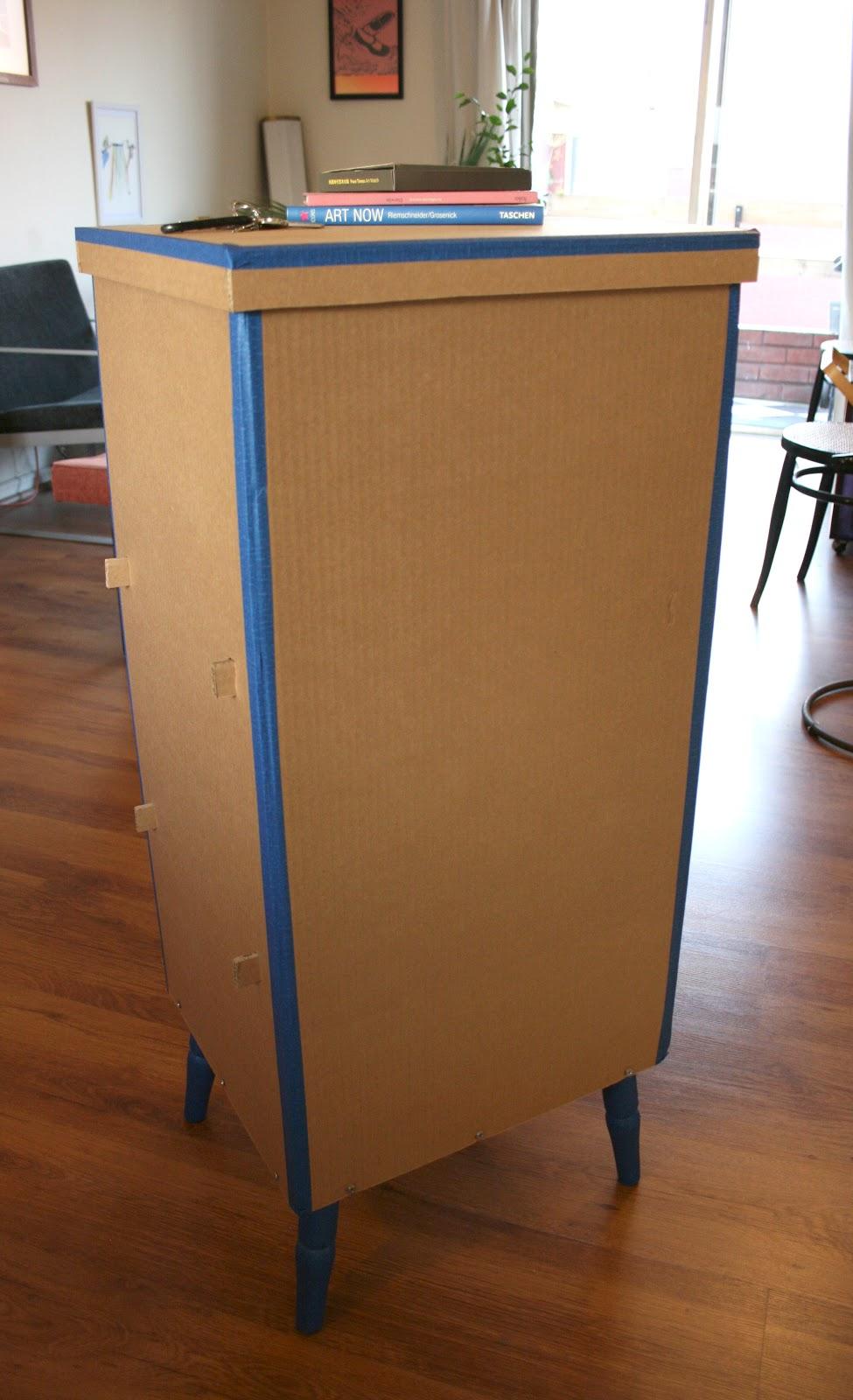 Mueble Cartón | fjmg - photo#40