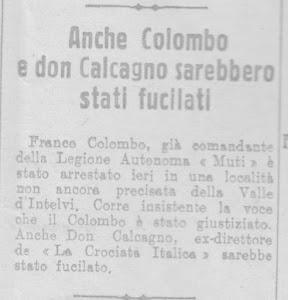 L' ECO BERGAMO - 1 MAGGIO 1945