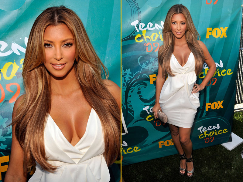 kim kardashian hair colour. kim kardashian hair color 2010