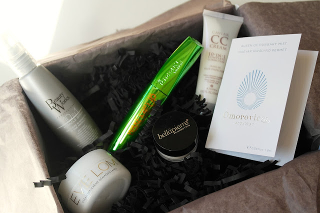 Lookfantastic August Beauty Box by What Laura did Next