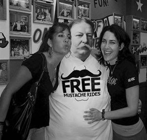 funny william howard taft fat moustache rides 