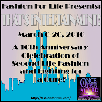 Fashion for Life 2016