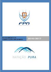 Regulamento FPN Natação Pura 2016/17
