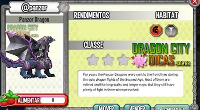Dragão Blindado - Informações
