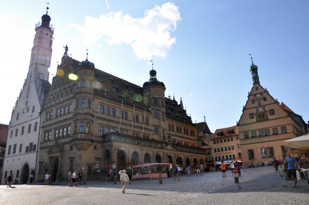El critic n hist rico curiosidades de la historia y la - Rothenburg ob der tauber alemania ...