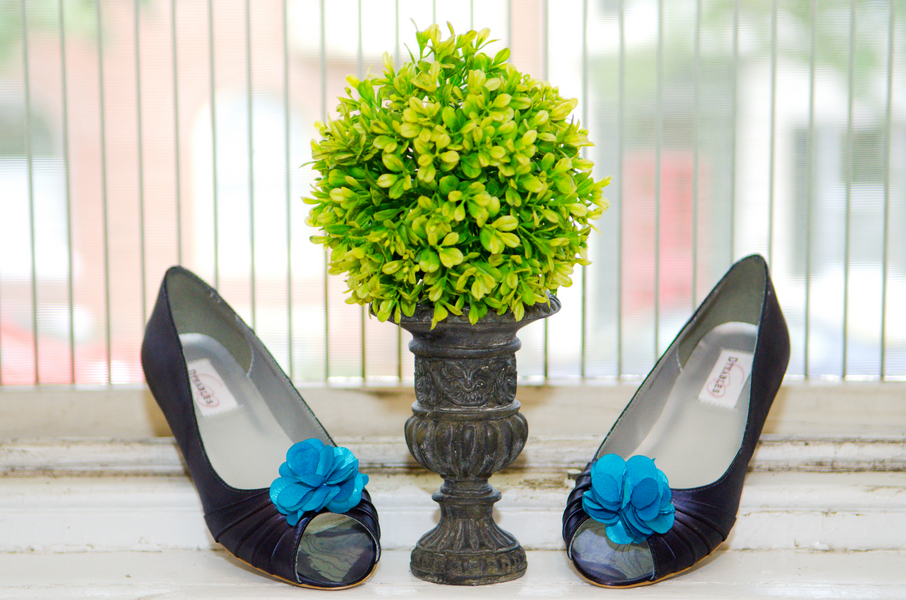 wedding shoes, shoe clips