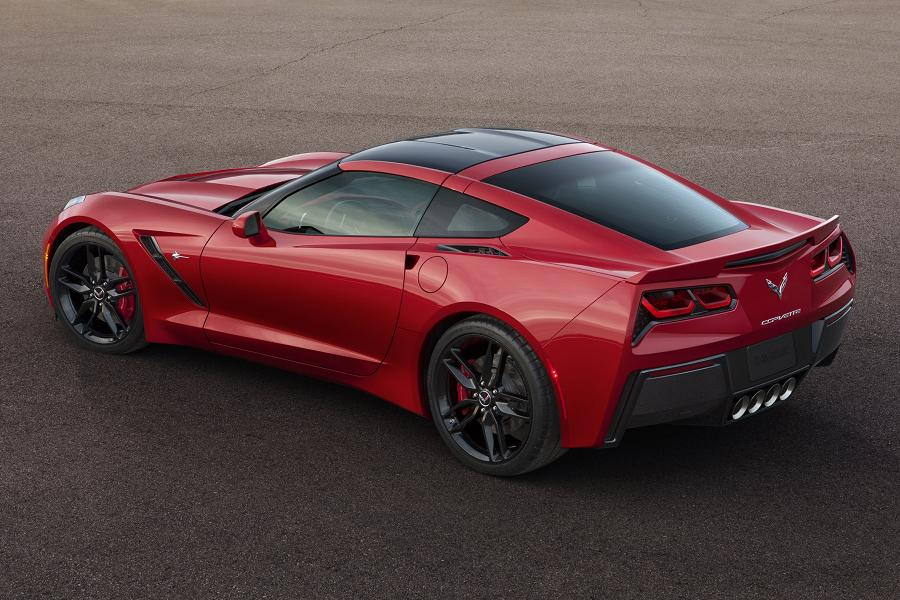 chevrolet corvette stingray 2014 rear side. Cars Review. Best American Auto & Cars Review