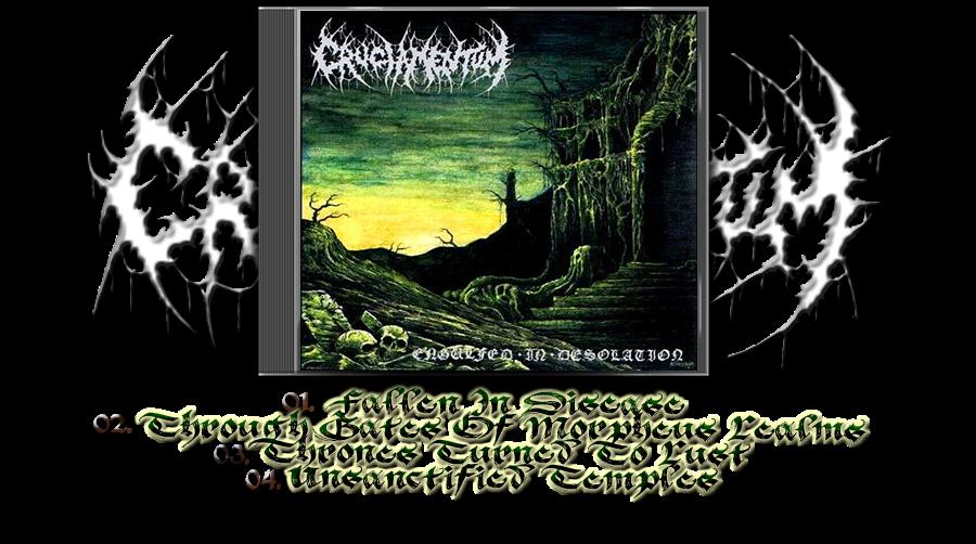 Cruciamentum l Death Metal (2009-2011)