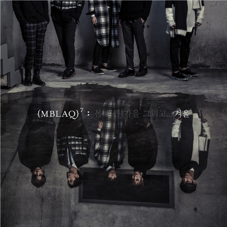 Winter (겨울) 7th Mini Album - MBLAQ (엠블랙)