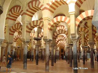 Mezquita de Córdoba andalucia