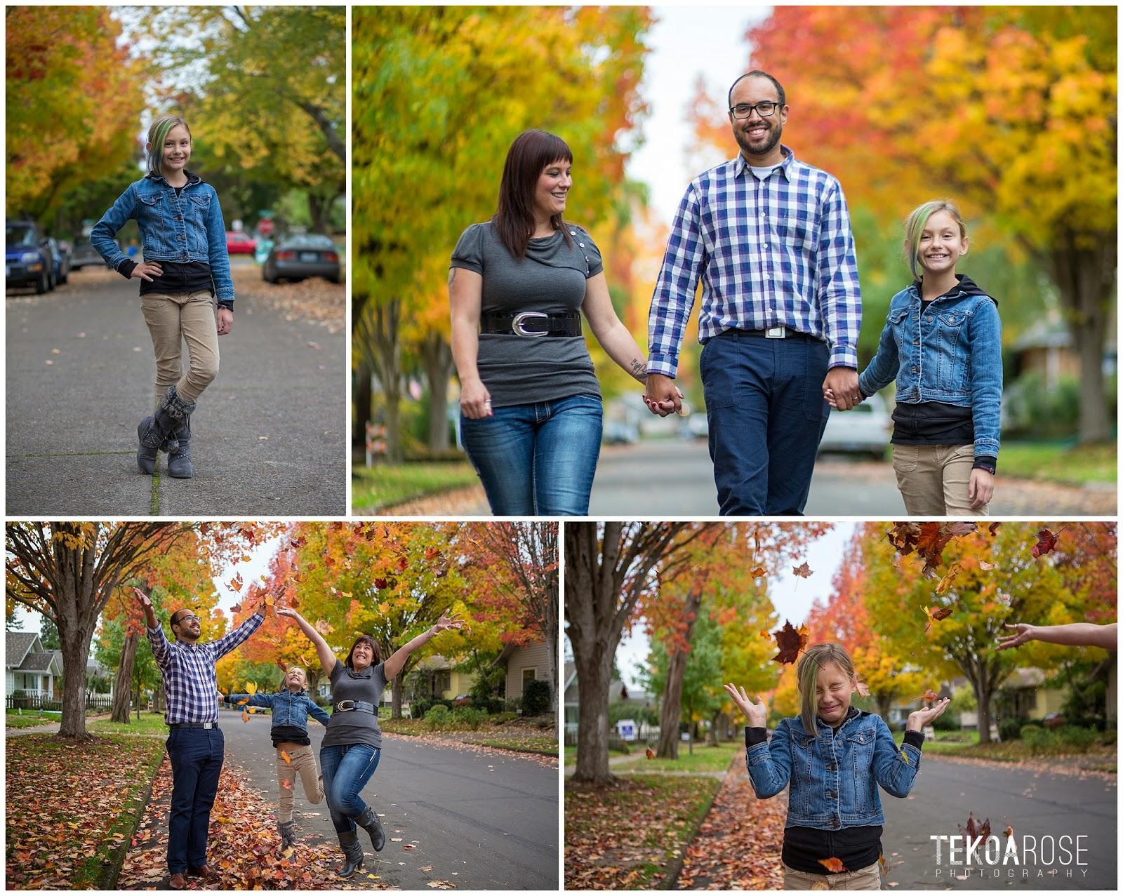 Tekoa Rose Photography | Vecht Family | Salem, Oregon ...