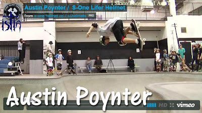 Austin Poynter, Vans Combi Pool, Skate Video